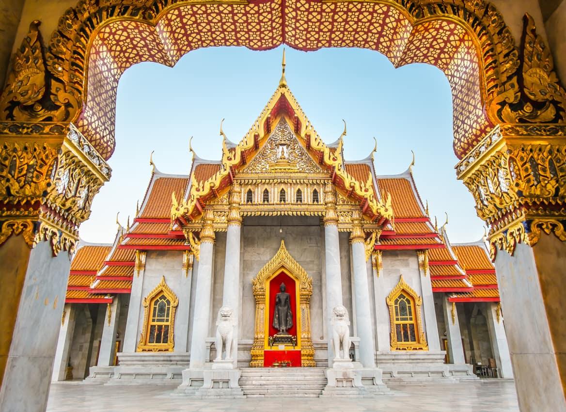 ponto-turistico-templo-wat-benjamaborphit-bangkok-tailandia